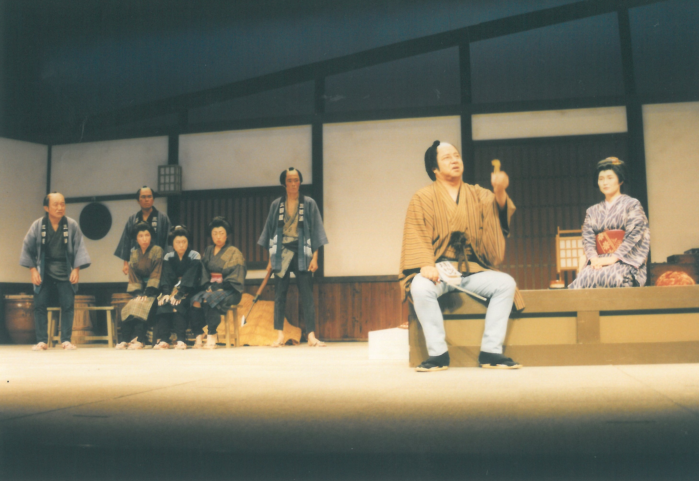 開館記念演劇公演「三国湊天保異聞」スタッフ募集のお知らせ